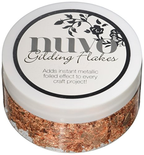 TONIC STUDIOS 852N Gilding Flakes-Sunkissked Copper(200Ml) -