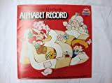 Strawberry Shortcake Alphabet Record