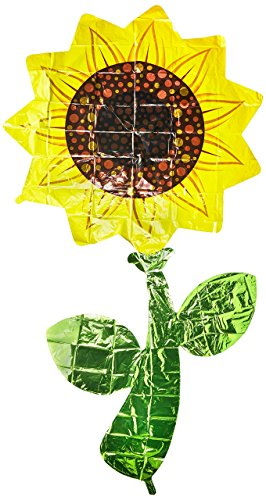 60 Inch Sunflower Fresh Picks Helium Shape Balloon -