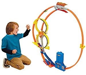Mattel Hot Wheels BGJ55 - Super-Looping Rennbahn