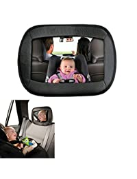 Car Rear Seat Large Wide View Safety Mirror for Baby Child BOBEBE Online Baby Store From New York to Miami and Los Angeles
