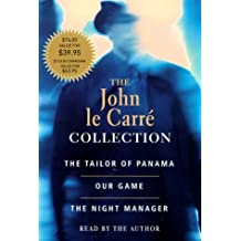 John le Carre Value Collection: Tailor of Panama, Our Game, and Night Manager