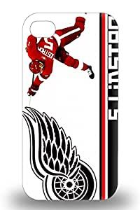 Popular Iphone New Style Durable Iphone 4/4s 3D PC Case NHL Detroit Red Wings Logo ( Custom Picture iPhone 6, iPhone 6 PLUS, iPhone 5, iPhone 5S, iPhone 5C, iPhone 4, iPhone 4S,Galaxy S6,Galaxy S5,Galaxy S4,Galaxy S3,Note 3,iPad Mini-Mini 2,iPad Air )