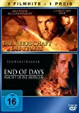 DVD Die Herrschaft des Feuers/End of Days [2 DVDs] [Import allemand]