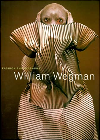 Image result for william wegman fashion photography book cover