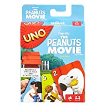 UNO The Peanuts Movie Edition