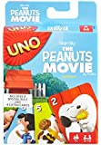 UNO The Peanuts Movie Card Game