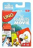 UNO The Peanuts Movie Card Game