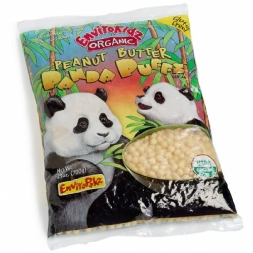 Nature's Path EnviroKidz Panda Puffs Cereal Eco-Pac -- 24.76 oz