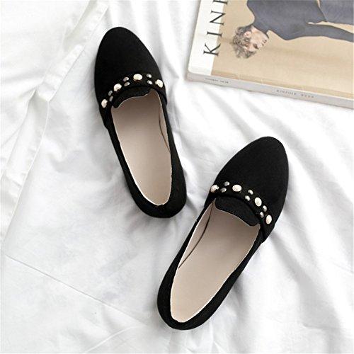 Ballet Black Women's Flat Spark Minna xiaoyang tZX1qU