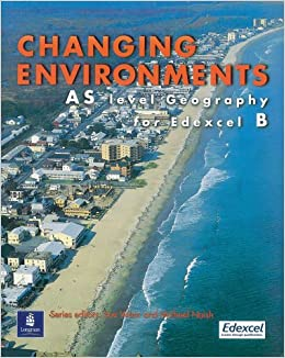 Changing Environments for AS Paper (A Level Geography