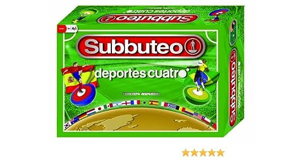 Hasbro Juegos Subbuteo España-Brasil, Juego de Mesa (B1171500 ...