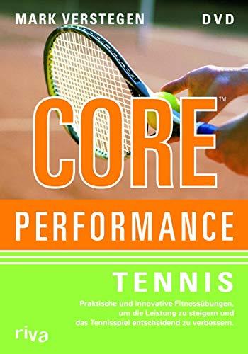 Core Performance Tennis (DVD) [Import -