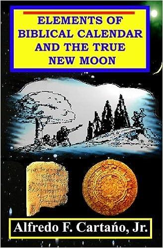 Biblical Calendar.Elements Of Biblical Calendar And The True New Moon New Moons From