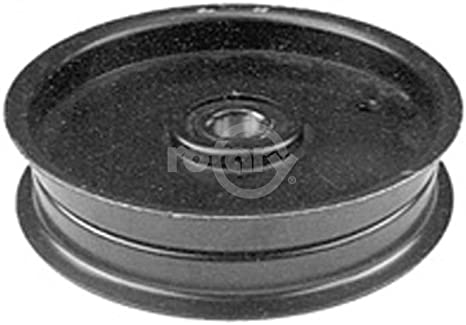 without Flanges Details about  /B1SB7813 Flat Idler Pulley Fits Bobcat; Fits Scag