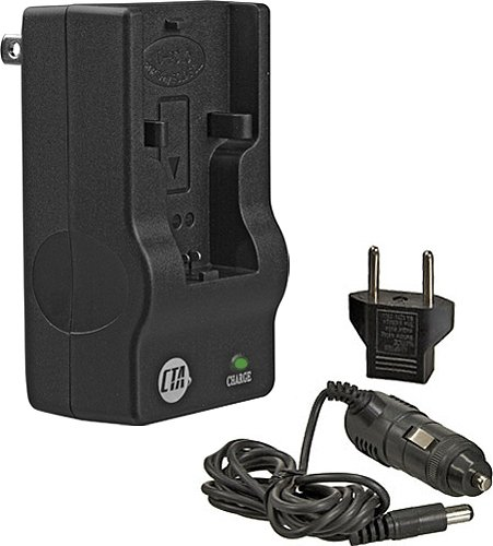 CTA MR-ENEL11 Mini Battery Charger Kit for Nikon EN-EL11 Battery ()