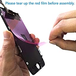 HH-Replacement LCD Display & Touch Screen Digitizer Assembly for 4.7\