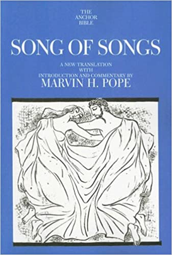 Song of Songs (The Anchor Yale Bible Commentaries): Marvin H