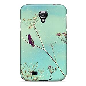 New Diy Design Humming Bird For Galaxy S4 Cases Comfortable For Lovers And Friends For Christmas Gifts