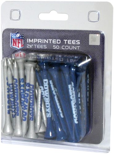 Dallas Cowboys Tee (NFL Dallas Cowboys Pack Of 50 Golf Tees)