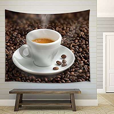 Handsome Object of Art, Coffee and Coffee Beans, Created By a Professional Artist