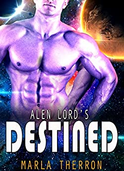 Alien Lords Destined Celestial Forever ebook product image