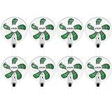 (8) HYDROFARM ACF16 Active Air 16 Wall Mountable Oscillating Hydroponic Fans