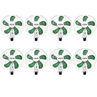(8) HYDROFARM ACF16 Active Air 16 Wall Mountable Oscillating Hydroponic Fans