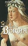Les Borgias par Lunel