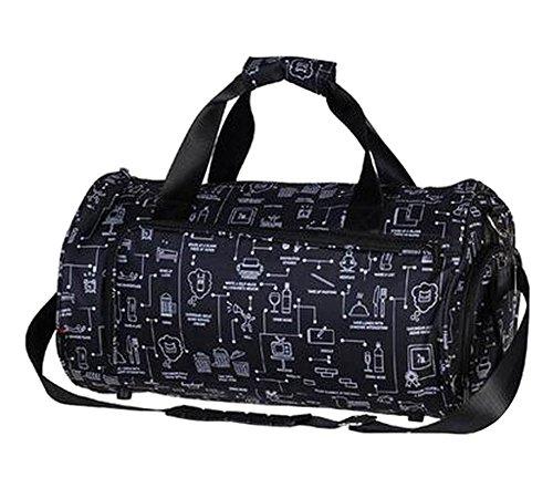 Art- und Weisesport-Duffel-Beutel-Sporttasche