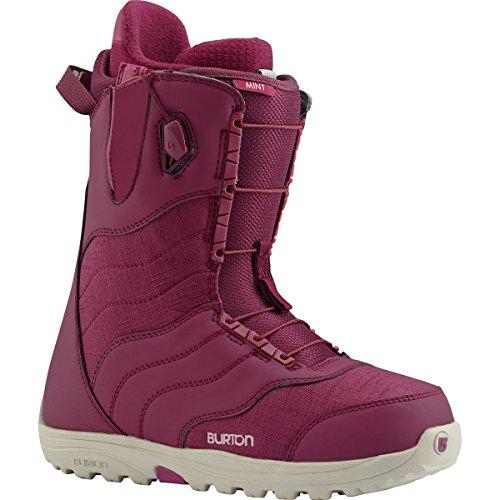 Burton Mint Snowboard Boot - Women's Cabernet, 4.0