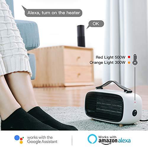 smart space heaters alexa