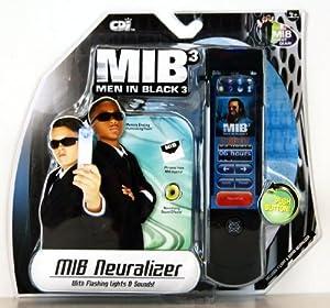 MIB - Men In Black 3 - MIB Neuralizer - with Flashing Lights & Sounds - 72108 by Men In Black 3