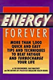 Energy Forever, Sid Kirchheimer and Gale Malesky, 0875963218