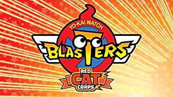 YO-KAI WATCH Blasters: Red Cat Corps - DLG - 3DS [Digital Code]