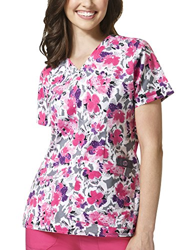 WonderWink Womens Wonderflex Verity Print