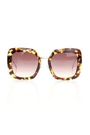 15b18ef72180d Amazon.com  Fendi Ff0317S Women s Metal Sunglasses  Clothing