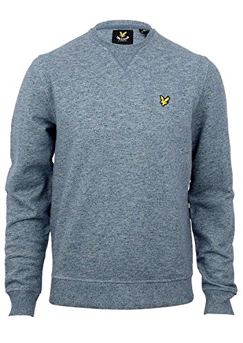 Lyle & Scott Herren Sweatshirt blau navy