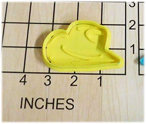 cowboy hat cookie cutter - 9