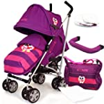 iSafe buggy stroller pushchair - Owl...