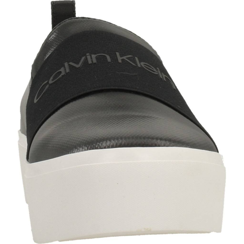 Calvin Klein E6674 Slip On Women: Amazon.co.uk: Shoes & Bags