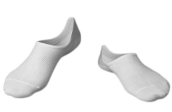 16ec5c03b0e Westeng Chaussettes en Coton Chaussettes Invisible Blanc Basses Court pour  Homme Garçon 1 Paire Blanc  Amazon.fr  Vêtements et accessoires