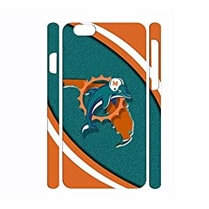 Ultra Chic Antiproof Football Series Logo Print Cover Skin Case For Iphone 6 Plus (5.5 Inch) Cover