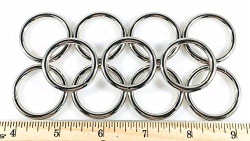 Steel Rings Welded Nickel Plate 1