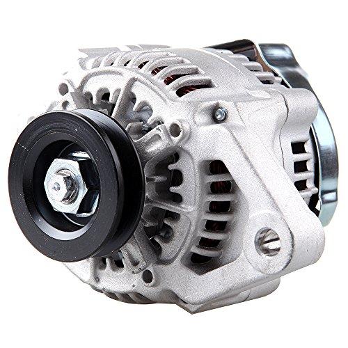 (ECCPP Alternators High Output Generators Heavy Duty High Performance AND0212 12179 for Case Kubota Excavators Compact Tractors Mowers w/Kubota 17-28hp Diesel Engines)