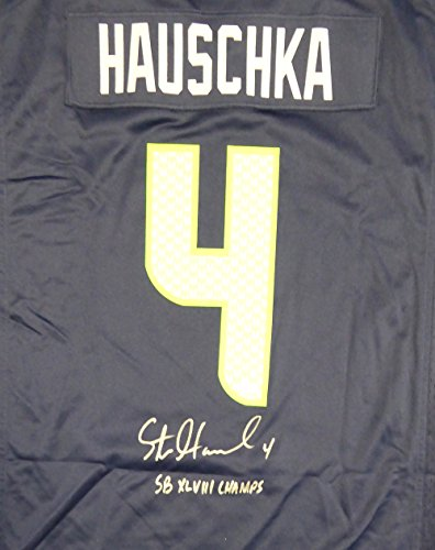 Autographed Nike Jersey - 7