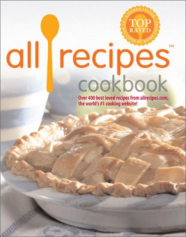 Allrecipes Cookbook