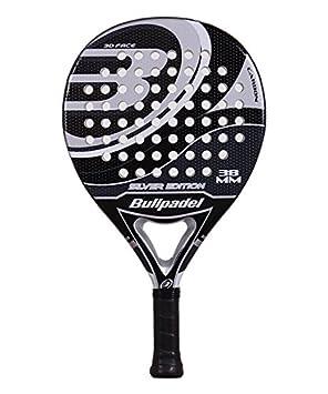 Raqueta de padel/pádel bullpadel Silver Edition 2015: Amazon.es: Deportes y aire libre