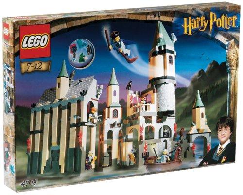 Lego Harry Potter 4709 Hogwarts Castle Amazon Toys Games