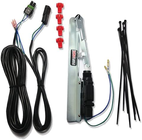 Pop /& Lock PL8600 Power Tailgate Lock for Honda Ridgeline Power Lock